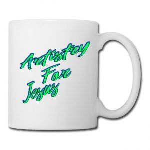 Artisstry For Jesus designs help share your faith. Buy Me