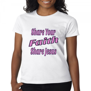 Share Your Faith: Buy Me
